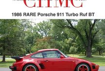 Porsche Rare / RARE 1986 Porsche 911 Turbo Ruf BTR Slantnose VERY RARE 1986 Porsche 911 Turbo Ruf BTR Slantnoce. If you are an enthusiast, then you know that often it's the rare cars that can be the most exciting!