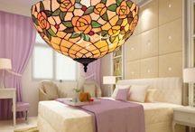 Improve Your Home Ambience with Stained Glass Chandelier