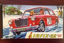 Airfix Model Boxes