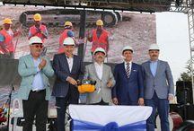 Kayaşehir Kapalı Pazar Alanı'nın temelleri İdris Güllüce'nin katıldığı bir törenle atıldı.