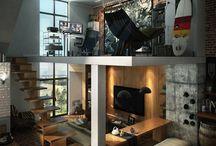 Mi casa, su casa. / Design de interior, decoração, casa dos sonhos e di as para dar um up no seu lar.