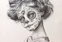 Calaveras / by LaBetenoir