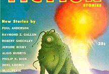 Alex Schomburg / The golden age comic art of the brilliant Alex Schomburg!