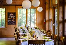 Wedding Menus / We believe that nourishing food, mindfully prepared, enables us to be good to ourselves and our planet, and brings us closer together with friends, family, and loved ones. For wedding celebrations, we offer personalized menus that showcase local, organic and sustainably sourced ingredients.
