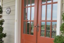 Front door / by Shelly Boudreaux