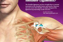 Shoulder muscle strengthening