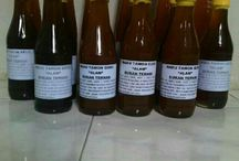 Honey / a honey which 100% harvested from jungle beehive