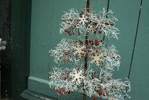 Juletræer