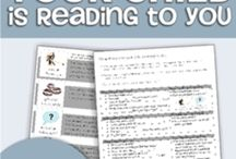 Literacy / Ideas to help children and adults become more literate