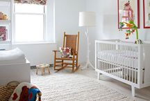 Nursery room design & deco