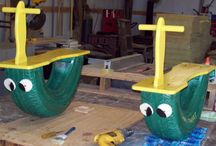 juguetes reciclados ideas