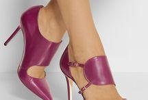 Yüksek Topuk Gece Ayakkabıları