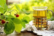 витаминизированные чаи на зиму