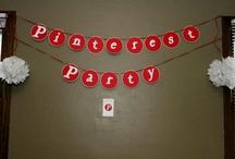 Pinterest Party Stuff / by Michele Ringle