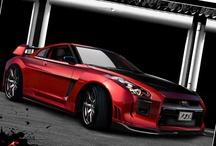 Nissan Skyline / by Code Power