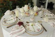 decoração jantares