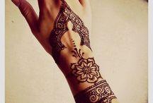 ~Mehndi/Henna~ / by Aresa ♡