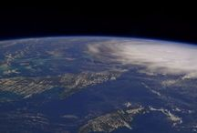 New astronaut photo shows Hurricane Irma's true scale from space