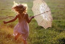 Umbrella cuteness !
