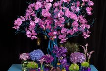 Flower Trends: Enchanted 2013 / A fantasy of color inspired by the rich and exotic elements of magic, fairy tales and whimsical storybooks.