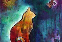 Cats and butterflies / by Bélinda Ibrahim
