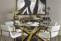 Dining Spaces / by Mary McGuire