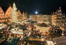Christmas Markets in Europe / Discover the most beautiful and traditional christmas markets in Europe.