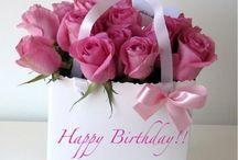 Happy / Birthday
