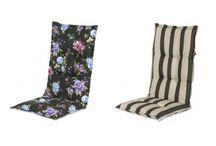 Tuinkussens / Lekker zitten in de tuin deze zomer? Met de uitgebreide collectie van Borghuis kunt u weer kiezen uit de leukste en nieuwste designs!
