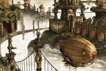 Steampunk koti