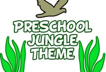 In  the jungle / Preschool crafts and ideas