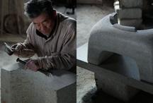 STONE MASON / tailleur de pierre