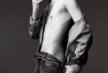 Matej Chili Models dla Dolce Vita magazine