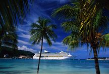 Cruising the Caribbean / by Alex R. Flores