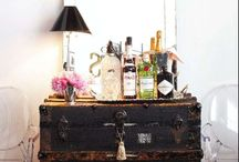 Bar carts / by Jamie Barnwell