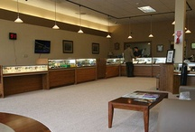 Our Stores / Some highlights from our three locations / by Bellevue Rare Coins