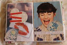 Journals / by Megan Radford