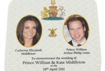 Prince William & Catherine / by Patricia Morse
