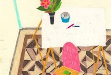Room illustrations