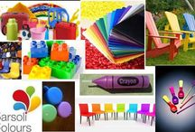 Colour Masterbatches / The only one colour masterbatch manufacturer in Lagos, Nigeria.