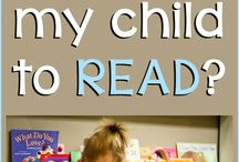 Learning to read! / Resources to teach kids to read / by Melanie Lund