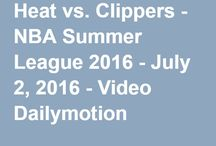 NBA SUMMER LEAGUE 2016