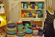 Dishes / by Cynthia Frazier