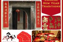 Chinese New Year / Night of the Red Dragon!