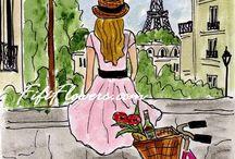 Fifi Flowers / by Claudette Panico