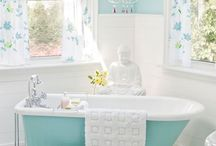 Idea Board - Bathroom / Ideas for decor, organization & furnishings in the bathroom / by Perrin Brunson