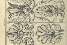 palmetus desen