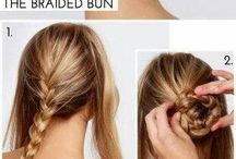 Hairstyles et makeup