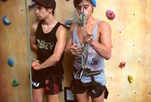 Rock climbing / Rock climbing is my life :)