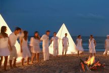 HAMPTONS WHITE PARTY / Beach Party